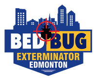 Bed Bug Exterminator Edmonton Logo